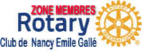 Rotary Nancy Emile Galle